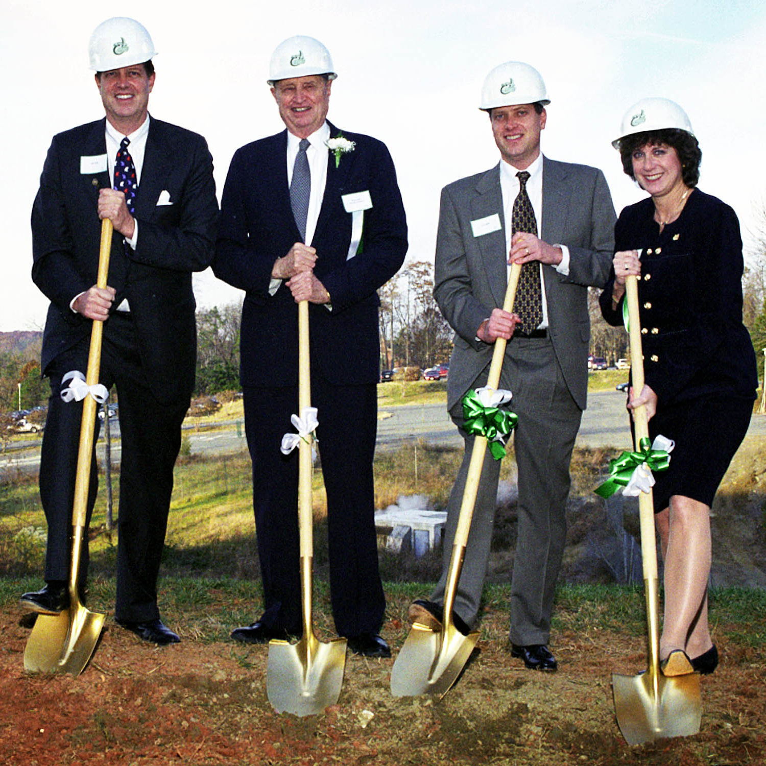 SAC Addition Ground Breaking _200x200