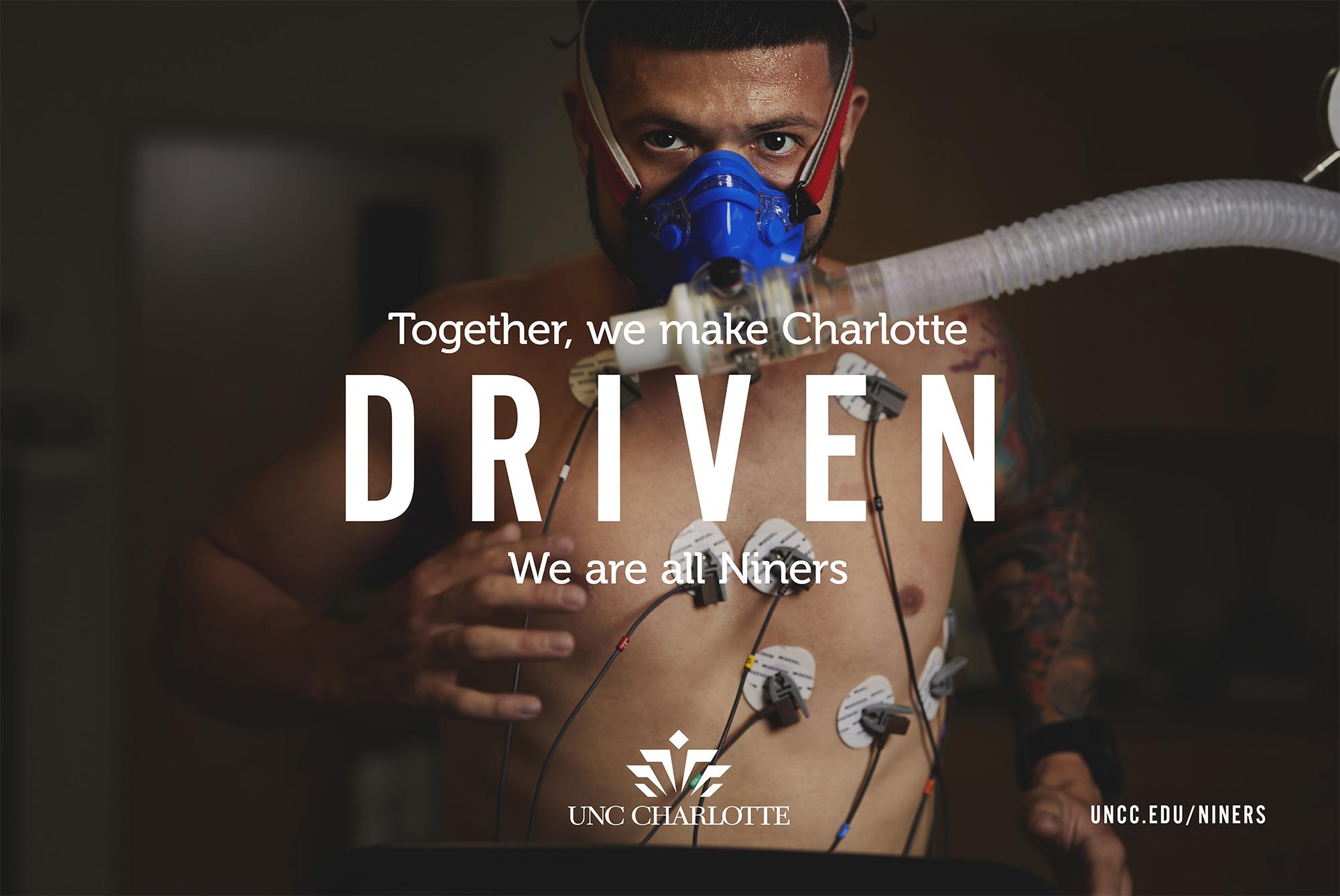 Together, we make Charlotte DRIVEN.