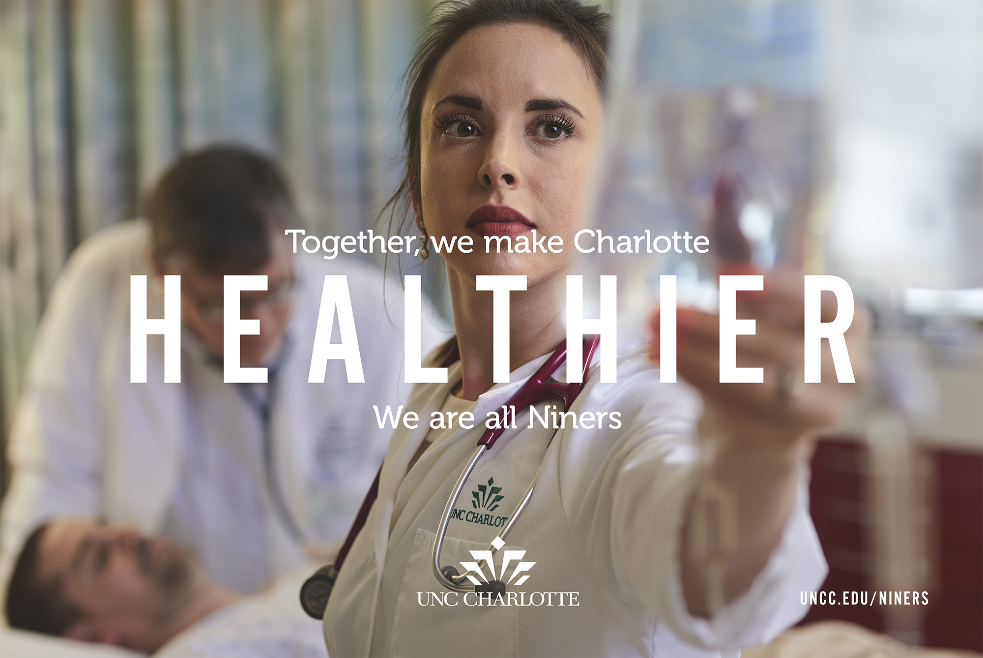 Together, we make Charlotte HEALTHIER.