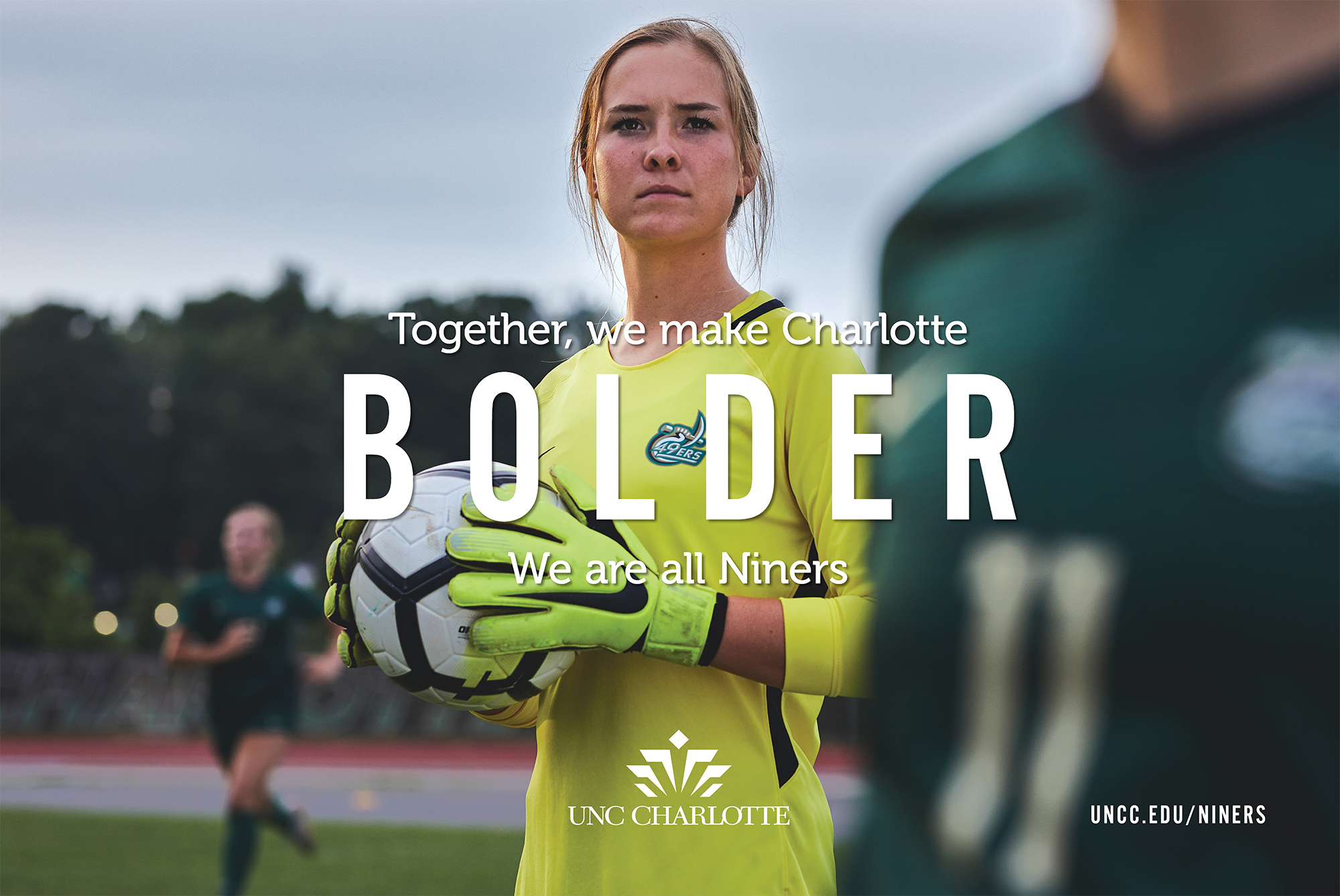 Together, we make Charlotte BOLDER.