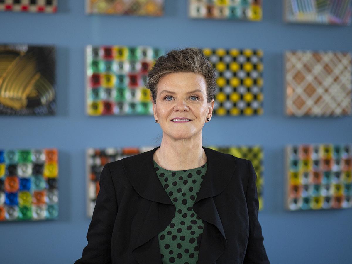 Dean Catrine Tudor-Locke