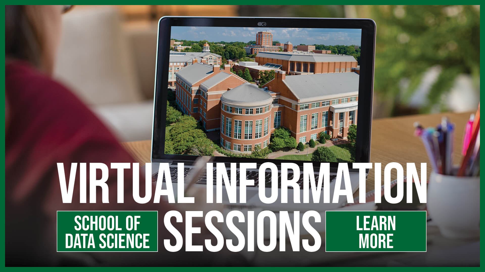School of Data Science Information Sessions